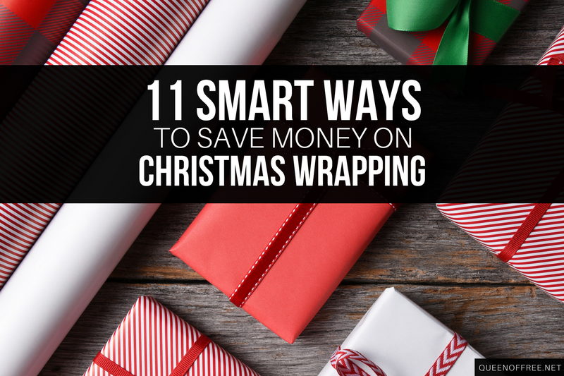 11 Smart Strategies to Save on Christmas Wrapping