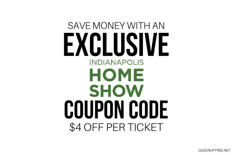 Exclusive Indianapolis Home Show Coupon Code