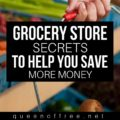 Tired of overspending? These 7 Grocery Store Secrets are AMAZING. You'll never shop the same way again after reading them.