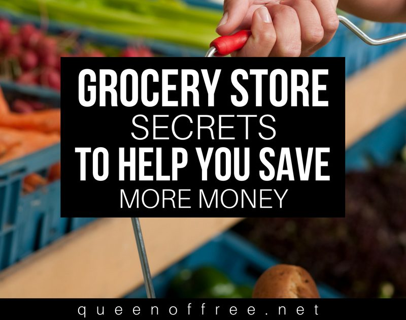 7 Grocery Store Secrets to Save More Money