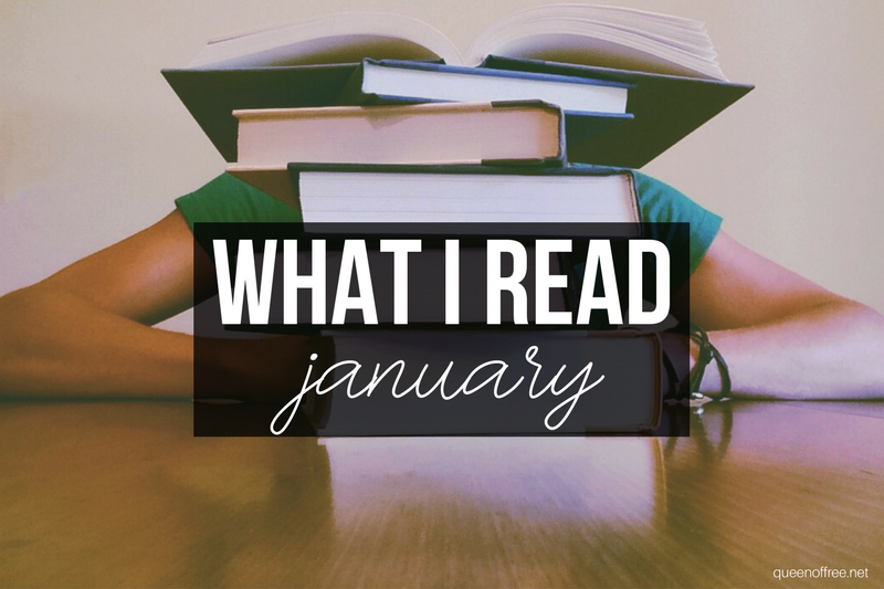 What I Read in January
