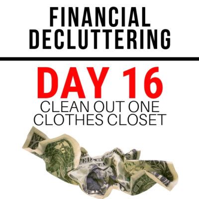 Does it really matters if it sparks joy? You know you need to clean out clothes from your closet. Keep it under control for good!