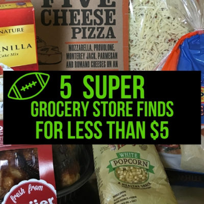 Super Bowl Snacks with Super Low Prices! Don't miss these amazing ideas that are easy, delicious, and perfect to feed a crowd.