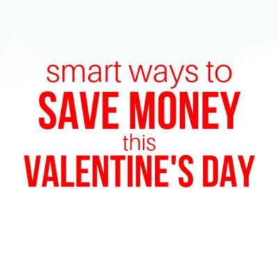 Don't let love break the bank and your heart this year! Save more money using these smart Valentine's Day money saving strategies.