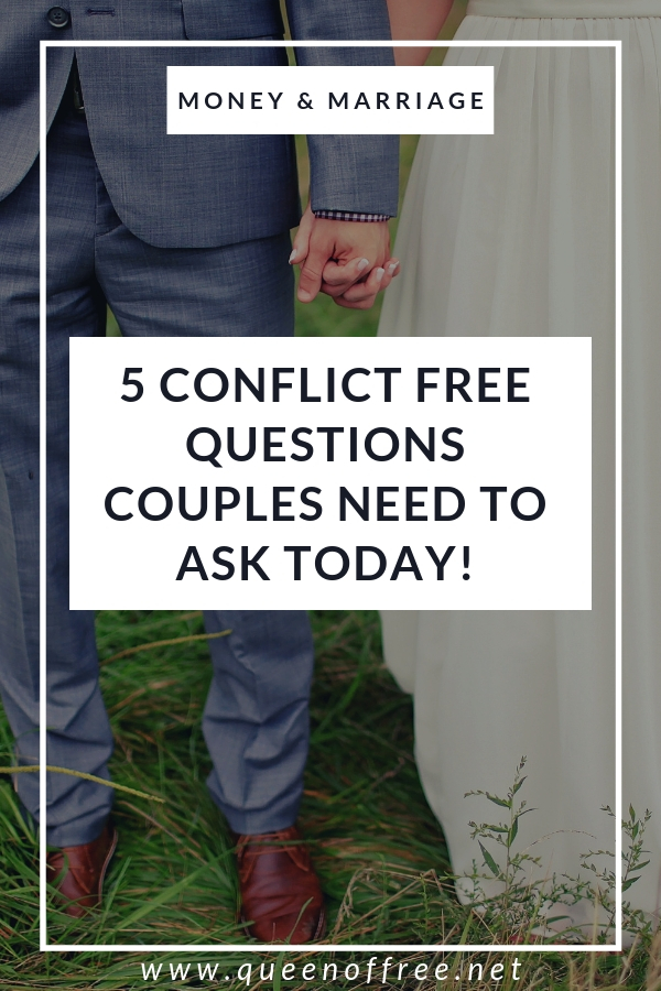 5 Money Conversations Couples Need to Have Today - Queen of Free