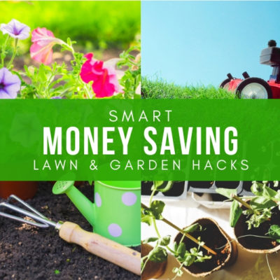 Spring, summer, or fall - these smart money saving lawn and garden hacks will help your yard be everyone's envy without all the extra!