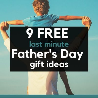 Make dad proud this year! Don't miss this amazing round up of Father's Day FREEBIES, coupons, and 9 FREE Last Minute Gift Ideas!