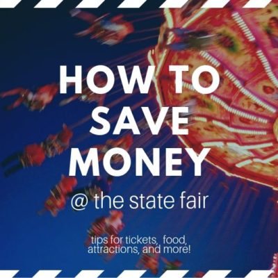 Planning a trip to the fair? Don't go without this round up of Indiana State Fair Coupons & money saving tips on food, tickets, & more!