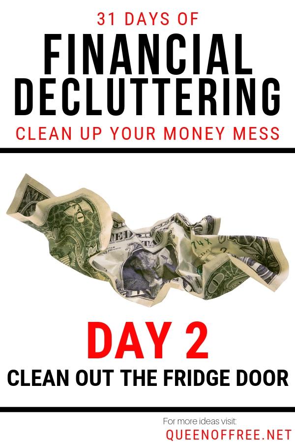 Transform Your Finances Breathe Easier Create E For Money Financial Decluttering